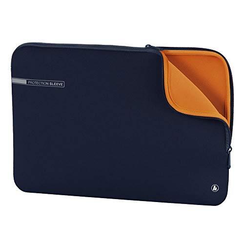 Hama Laptoptasche Neoprene, bis 36 cm (14,1 Zoll), blau