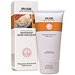 Moraz Polygonum Pregnancy Anti Stretch Mark Cream, 5.1 Ounce