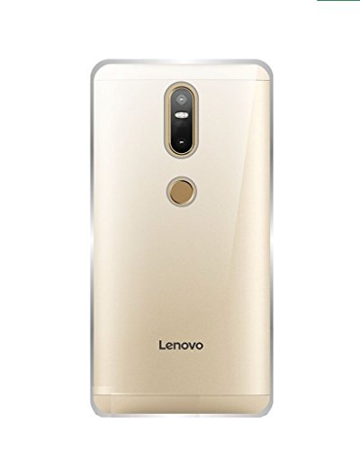 Aspir Back Cover For Lenovo Phab 2 Plus (6.4 Inched) Clear Transparent A4