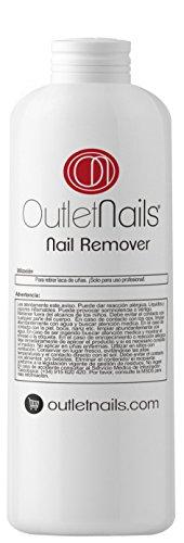 Nail Remover para Esmaltes Permanentes 1000ml/Esmaltes permanentes/Removedor Esmaltado Permanente