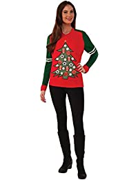 Forum Novelties Adulto All Wrapped Up Ugly Christmas Sweater