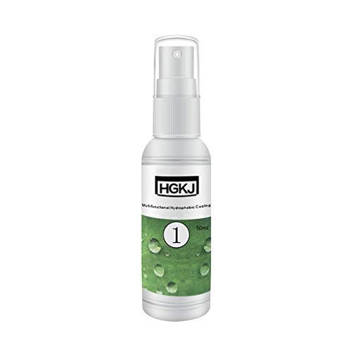 Nano wasserabweisende Beschichtung Autoglas-Windschutzscheiben Rückspiegel Seitenscheiben Wasserdichte Regenschutz-Pflege - Infundiert Formel