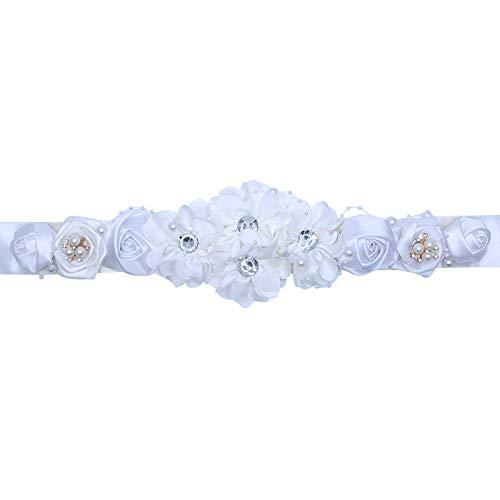 kamier Europa und die Vereinigten Staaten Strass Hochzeitskleid Bund Kristall Diamant Schmuck Braut Accessoires wie in Abbildung 110cm Gezeigt -
