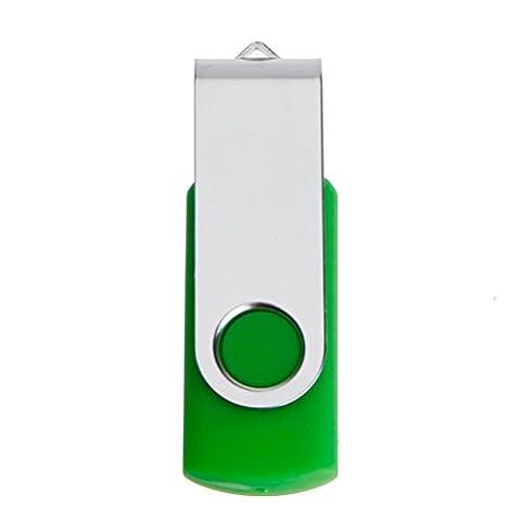 USB Sticks, IMJONO 1GB 2GB 4GB 8GB 16GB 32GB 64GB USB 2.0 Flash Laufwerk Speicher stick Thumb U Scheibe (8GB, Grün)
