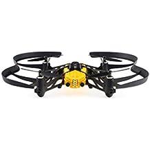 Parrot - Minidrone Airbone Cargo Travis, color negro y amarillo (PF723300AA)