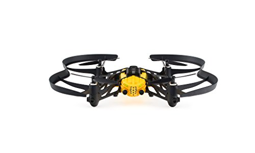 Parrot - Minidrone Airbone Cargo Travis, black and yellow (PF723300AA)