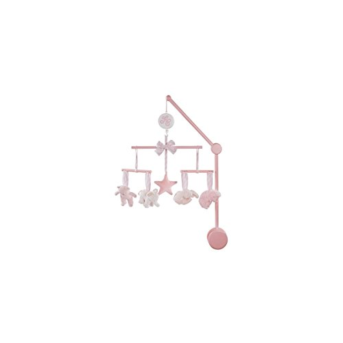 TARTINE ET CHOCOLAT - Mobile musical rose