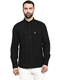 Red Tape Men's Solid Regular Fit Casual Shirt