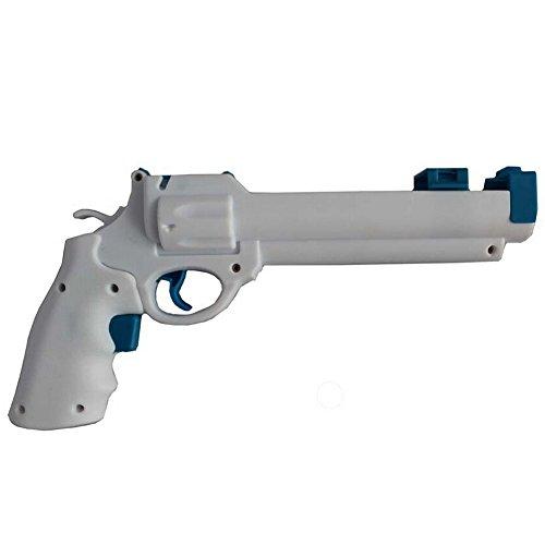 Neue Revolver Light Jäger Guns Bundle für Nintendo Wii Fernbedienung