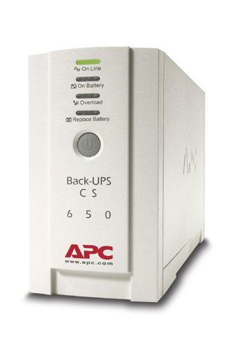 Preisvergleich Produktbild APC BK650EI - BACK-UPS CS 650VA - 3 USV/ 1 UESS USB/SERIELL