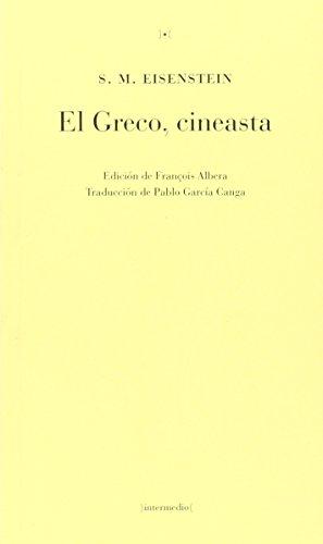 El Greco Cineasta (Intermedio Cortos)