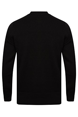 Seasons Greetings Herren Pullover Party Work - Dark Navy Blue