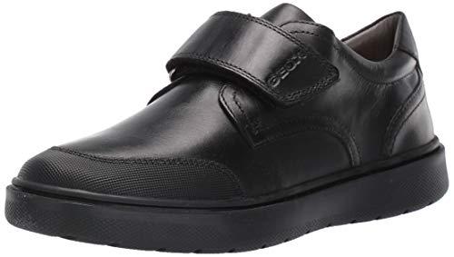 Geox Riddock Jr I, Zapatillas para Niños, Negro Black C9999, 40 EU