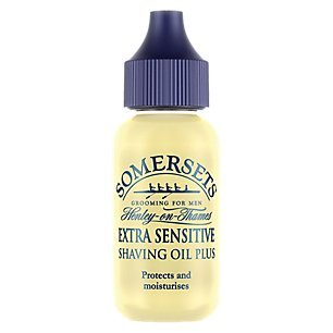 Somersets USA - Somersets Sensitive Shave Oil, , 35ml liquid