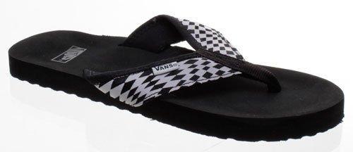 vans-hommes-noir-femme-blanc-classique-3-point-warp-chex-multicolore-noir-blanc-455-eu