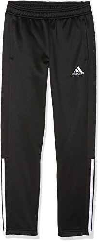 adidas Kinder Regista18 Pes Pants Trainingshose, Schwarz (Black/White), 164 (Schwarze Adida Trainingshose)