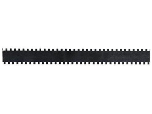 Jung Henkelmann HE823002 Ersatzklinge, Professionell, Zähne, 2 mm x 2 mm, 280 mm Länge