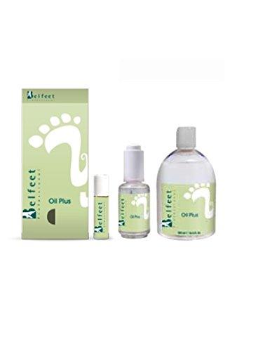 BELFEET SOINS SECS HUILES ESSENTIELLES ET NATUREL OIL PLUS Huile de massage 30 ml