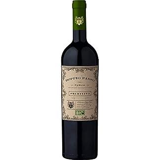 Doppio-Passo-Bio-Primitivo-Puglia-IGT-2018-CVCB-halbtrockener-Rotwein-italienischer-Bio-Wein-aus-Apulien-1-x-075-Liter