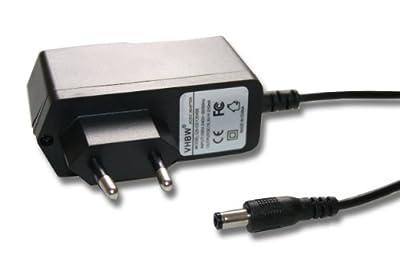 220 V Netzteil, Ladekabel 3.2 W (15.3V/0.21A) mit Rund-Stecker passend für Black & Decker EPC12, 12B, u.a. Ersetzt Zubehör: HKA-15321.