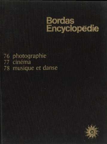 Beaux arts tome 2 (76/78 photographie, cinéma, musique et danse) par Caratini Roger (Relié)