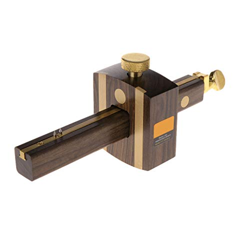 Fogun Truschino Woodworking Mortise scorrevole Mark raschietto testa regolabile Meter