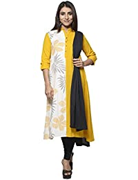 Vastra Vinod Women's Cotton Salwar Suit Set - B07845FBTV