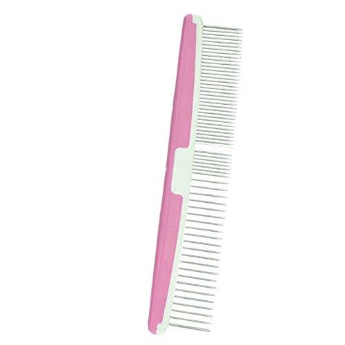 Samber anti-statischen geraden Kamm, entfernt fallende Haare, Schmutz und verhindert Haar Knotting.Random Farbe - 2