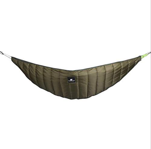 XHCP Camping hamac Chaud Couverture Hiver extérieur Loisirs Isolant Coton hamac Windproof Chaud hamac Housse,235 * 130CM