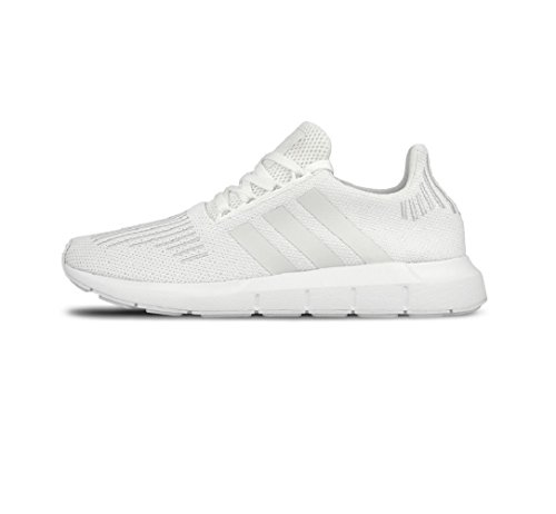 Unbekannt Adidas Swift Run Sneaker Trainer White/White/Black