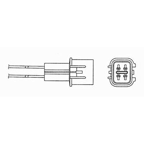 NGK 95002 Lambdasonde (Cp-749)