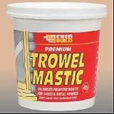 Everbuild TROWRD 3 kg Trowel Mastic - Red