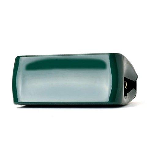 Sacchetto Di Spalla Portatile Delle Signore Dell'automobile Della Borsa Di Modo,SapphireBlue LightGray