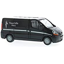 Reitze Rietze_51392 Renault Trafic Mourning Aid Heart Movie Car Scale 1:87 H0 Die-