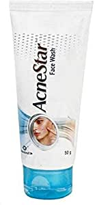 Mankind Acnestar Lavender Face Wash set of 4 pcs