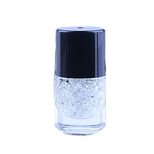 ,Holografischer Nagellack, glänzender Nagellack auf Wasserbasis (14 Farben optional) Watopi ()