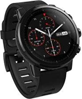 Xiaomi huami amazfit Stratos Frecuencia Cardíaca Smartwatch 2 – Negro (B07BTKVG7S) | Amazon price tracker / tracking, Amazon price history charts, Amazon price watches, Amazon price drop alerts