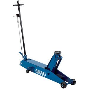 Draper Tools TJ5/hd-long 48357lang Chassis Hydraulischer Wagenheber mit Quick Lift 5T