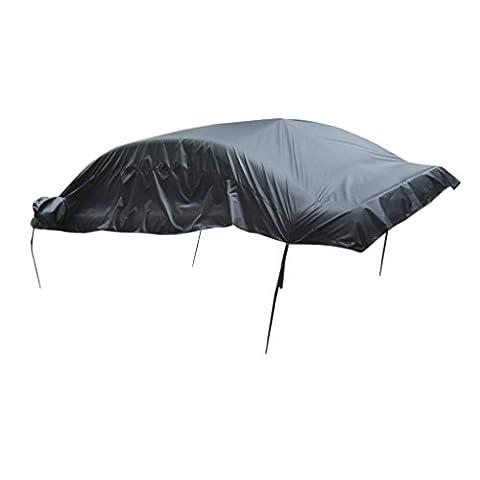 Auto Halb Körper Sonnenschutz Abdeckung Wasserdicht UV Schutzschild Schneestaubschutz (Scudo Polvere)