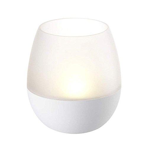 (WSXXN LED dreiteilige Dimmen Nachtlicht Plug-in Fütterung Nachttischlampe Wiederaufladbare Baby Schlafzimmer Kleine Tischlampe Blasen Steuer Lampe Schlaflicht)