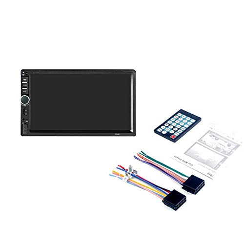 Lynn025Keats 7 Zoll-Auto-MP5 MP4 Player Screen-Auto-Radio-Player HD Auto-Stereo-Radio
