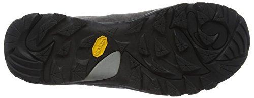Brütting 221123, Chaussures de Randonnée Hautes Mixte Adulte Gris (Grau/Blau)