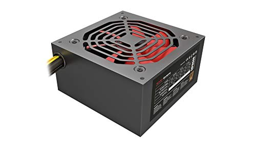Mars Gaming MPB650 - Fuente de alimentación PC, 650 W, 80 Plus Bronze,PFC Activo