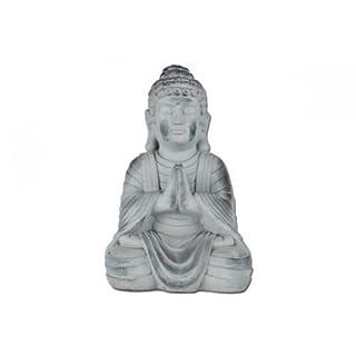 Aniba Design sitzender Buddha Abmessung ca. 35x26x50 cm ABBU024