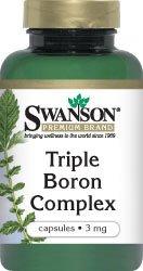 """Boron """"Triple Boron Complex"""" from Swanson"""