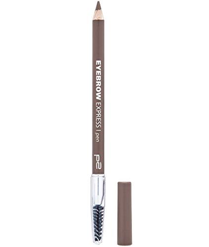 p2 cosmetics Eyebrow Express Pen 31, 3er Pack (3 x 1 g)