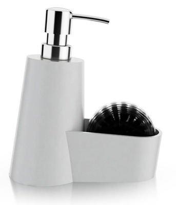 balvi-dishwashing-set-handy-transparent-white