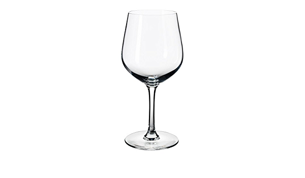 IKEA IVRIG Rotweingläser aus Klarglas; 48cl ; 6 Stück
