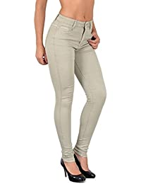 Suchergebnis auf für: high waist jeans Beige