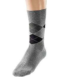 Schiesser Socken 151090, grau, 39/42